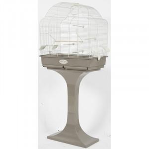 Cage Arabesque LOUISE 68 cm taupe