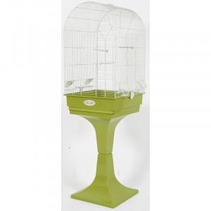 Cage Arabesque NOEMIE 50 cm olive