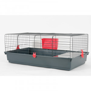 Cage CLASSIC 100 cm cerise
