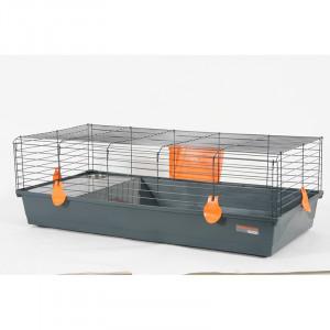 Cage INDOOR 120 cm orange