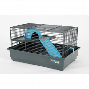 Cage INDOOR 40 cm souris bleu