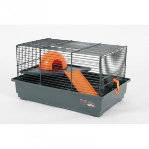 Cage INDOOR 40 cm souris orange