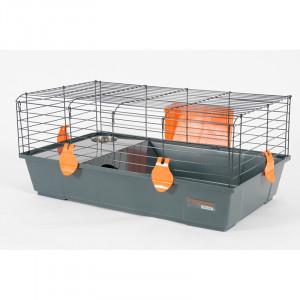 Cage INDOOR 80 cm orange