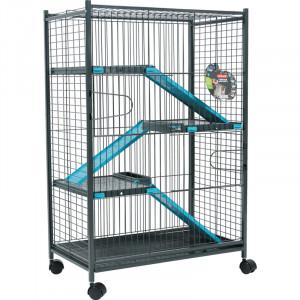 Cage INDOOR max loft 1 bleu
