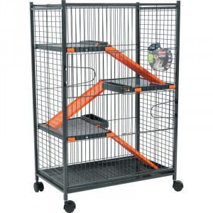 Cage INDOOR max loft 1 orange