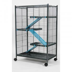 Cage INDOOR max loft 2 bleu