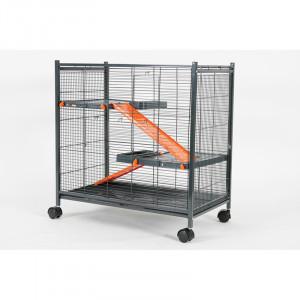 Cage INDOOR mini loft orange
