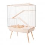 Cage NEO COSY, 80 cm, beige