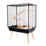 Cage NEO COSY, 80 cm, noir