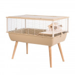 Cage NEO NIGHA, 36 cm, beige