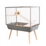 Cage NEO SILTA, 58 cm, gris
