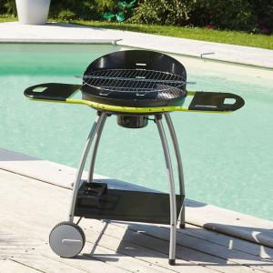 Barbecue charbon de bois ISY FONTE 3 COOK'IN GARDEN