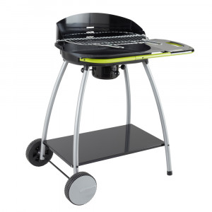 Barbecue charbon de bois ISY FONTE 2 COOK'IN GARDEN