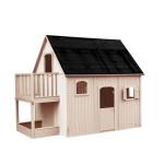 Cabane en bois pour enfant DUPLEX