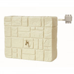 Kit Brick murale 300 L Sable