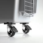 Set de roues pour panier transport TOURING